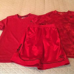 Other - Youth boys athletic bundle size xl 14/16